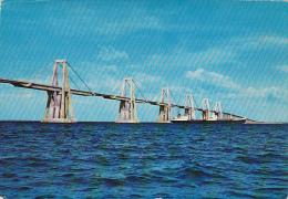 Venezuela Maracaibo Edo Zulia Puente General Rafael Urdaneta Bridge Crossing Maracaibo Lake - Venezuela