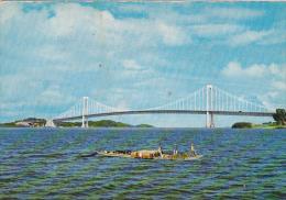 Venezuela Estado Bolivar Angostura Bridge Crossing Orinoco River