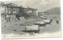 Italie > Piemonte > ISOLA DEI PESCATORI Vista Verso L´Isola Bella (près Verbania Lac Majeur Iles Borromées) *PRIX FIXE - Verbania