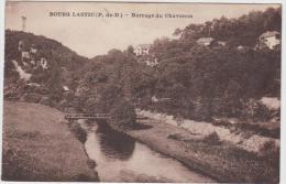 BOURG LASTIC BARRAGE DU CHAVANON TBE - Otros Municipios