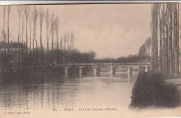 CPA Melun, Pont De L'ancien Châtelet (pk12464) - Melun