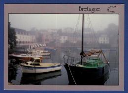 29 COMBRIT STE-MARINE Brume Matinale Sur Sainte-Marine ; Canots - Combrit Ste-Marine