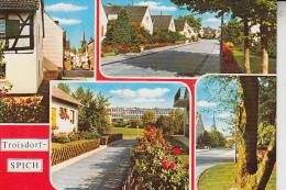 5210 TROISDORF - SPICH, Mehrbildkarte - Troisdorf