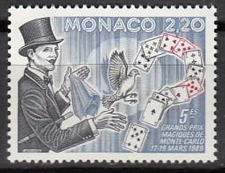 N° 1678 - X X - ( E 1029 ) - - Monaco