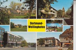4600 DORTMUND - WELLINGHOFEN, Mehrbildkarte - Dortmund
