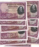 50 Pesetas 1928 - [ 2] 1931-1936 : Republic