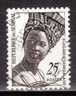 SENEGAL - Timbre N°373 Oblitéré - Senegal (1960-...)
