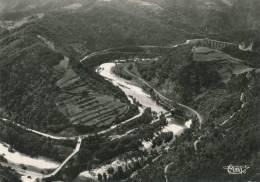 Environs De TOURNON - Vallée Du Doux - Vue Aérienne (1959) - Francia
