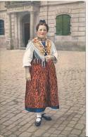 8021 - Urner Tracht Costume Of Uri - UR Uri