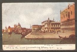 Carte Postale De Venise /1905 - Venezia (Venice)