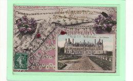 ROSNY-SUR-SEINE (78) / EDIFICES / CHATEAUX / SOUVENIRS / Un Bonjour De Ce Charmant Pays / Le Chateau - Rosny Sur Seine
