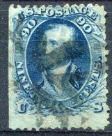 USA                      26  Oblitéré    Non Dentelé à Gauche - 1847-99 Emissions Générales