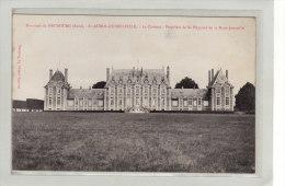 SAINT-AUBIN-D'ESCROSVILLE (27) / EDIFICES / CHATEAUX / Le Château / Propriété De M. Edmond De La Haye-Jousselin - Saint-Aubin-d'Ecrosville