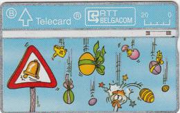 BELGIUM - Easter, CN : 203F, Used - Belgium
