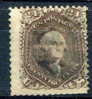 USA                      24  Oblitéré - 1847-99 Emissions Générales