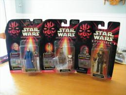 Star Wars Episode 1- Figurine  Chancellor Valerium De Hasbro Collection 3 - Episode I