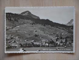 LES DIABLERETS Et La Palette - VD Vaud