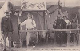 AGON-COUTAINVILLE/50/Kermesse De La Plage Jeu D'adresse/ Réf:C1479 - France