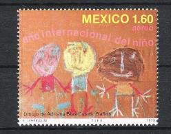 Mexiko 1979 Mi# 1622 Jahr Des Kindes YEAR OF THE CHILD - Mexiko