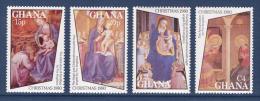 Ghana - 1980 - ( Christmas - ( Fra Angelico Paintings ) ... ) - MNH (**) - Religión
