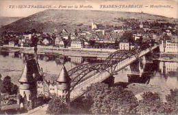 C 8856 - TRABEN- TRARBACH - Pont Sur La Moselle - - Traben-Trarbach