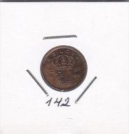 20 Centimes Bronze BAUDOUIN 1954 FR - 01. 20 Centimes