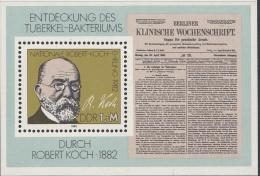 OOST-DUITSLAND MI.NR.BLOCK 67  MNH / POSTFRIS / NEUF SANS CHARNIERE 1982 - [6] Oost-Duitsland
