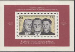 OOST-DUITSLAND MI.NR.BLOCK 70  MNH / POSTFRIS / NEUF SANS CHARNIERE 1983 - [6] Oost-Duitsland