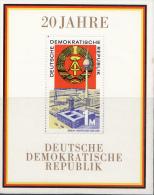 OOST-DUITSLAND MI.NR.BLOCK 28  MNH / POSTFRIS / NEUF SANS CHARNIERE 1969 - [6] Oost-Duitsland