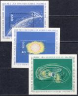OOST-DUITSLAND MI.NR.BLOCK 20+21+22  MNH / POSTFRIS / NEUF SANS CHARNIERE 1964 - [6] Oost-Duitsland