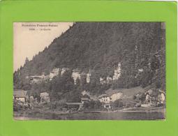 CPA  - 25 - Frontière Franco-Suisse - 1008. - La Goule - Francia