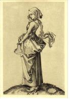 Edition Spéciale Musée D´Unterlinden 1965 Martin Schongauer Colmar Vers 1450 N°13 Une Vierge Folle - Colmar