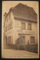 Hôtel De L'Ange, Propr. Joseph Rinn, Wissembourg - Wissembourg