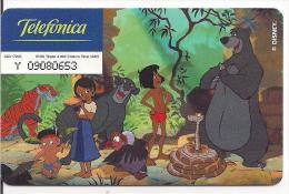 EL LIBRO LA SELVA2 TIRADA4000 UNIDADES BAGUEERA - Disney