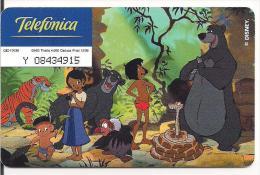 EL LIBRO LA SELVA2 TIRADA 4000 UNIDADES BALOO - Disney