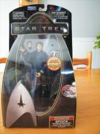 Star Trek Warp Collection Figurine De Spock - Episode II
