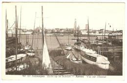 ANVERS    ----   Vue Sur L'Escaut   -  Zicht Op De Schelde - Antwerpen