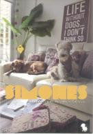 SIMONES - TIENDA - LIFE WITHOUT DOGS... I DON'T THINK SO MODA MODE - Mode