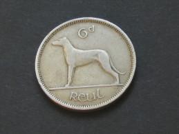 6 Pence  1947 - IRLANDE - **** ACHAT IMMEDIAT *** - Irlande