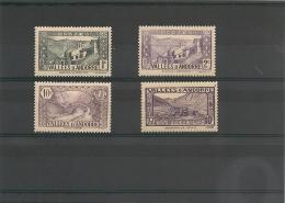 ANDORRE Année 1932/33 N° Y/T 24** 25* 28* 44**