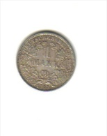 1 MARK (ARGENT) 1905 G - Empire Allemand - Unclassified