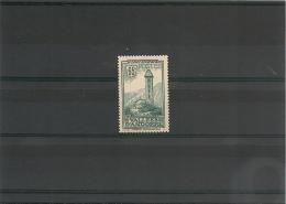 ANDORRE Année 1932/33 N° Y/T 36** Côte 135 €