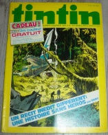 Fascicule JOURNAL HEBDO TINTIN N 24 ANNEE 30 DANY HISTOIRE SANS HEROS - Tintin