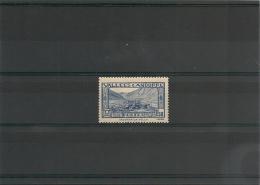 ANDORRE Année 1932/33 N° Y/T 40** Côte 55 €