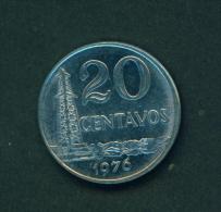 BRAZIL - 1976  20c  Circ. - Brazil