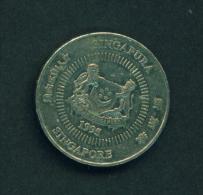 SINGAPORE - 1995  50c  Circ. - Singapore