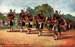 Raphael Tuck & Sons Oilette - 6412, The Military In London - Tuck, Raphael