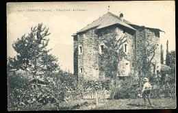 73 CHAMOUX SUR GELON / Villardizied, Le Château / - Chamoux Sur Gelon