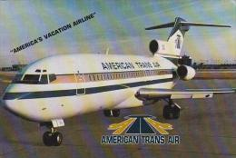 American Trans Air Boeing 727s - 1946-....: Moderne