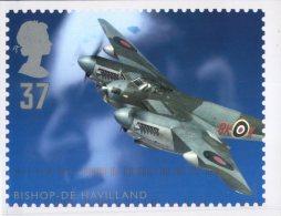 (339) UK - AviationBishop De Havilland Fighter Aircraft - 1946-....: Moderne